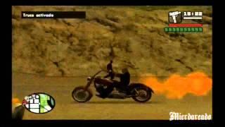 getlinkyoutube.com-Como conseguir la moto de Ghost Rider (GTA San Andreas)