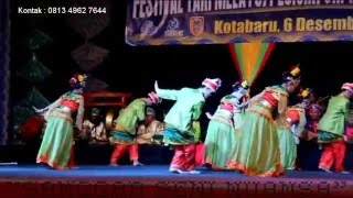 """getlinkyoutube.com-Tari Tradisional Kalimantan Selatan """"Tari Maragap Humbayang"""". Sanggar Seni Nuansa Kota Banjarmasin."""