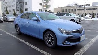 getlinkyoutube.com-2016/2017 New TOYOTA MARK X 250S Four - Exterior & Interior