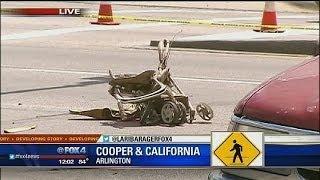 getlinkyoutube.com-Baby In Stroller Hit By Truck & Killed