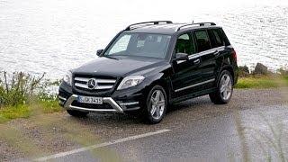 2013 Mercedes GLK review