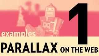 getlinkyoutube.com-Parallax on the Web (Part 1) - Parallax Examples