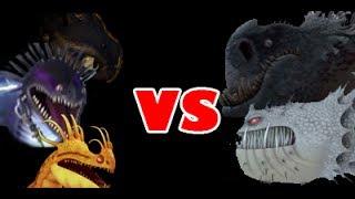getlinkyoutube.com-How To Train Your Dragon - Tournament Battle