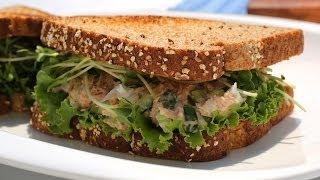 Tuna sandwich (참치 샌드위치)