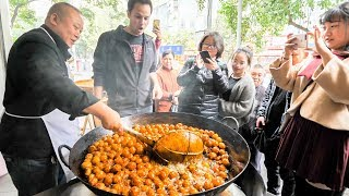 Chinese Street Food LEVEL 9000 -The ULTIMATE Chinese Street Food Tour of Chengdu, China - SICHUAN! width=