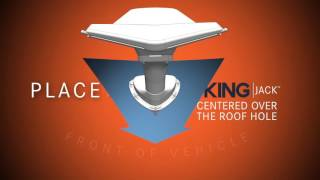 How To Install Your KING Jack HDTV Antenna