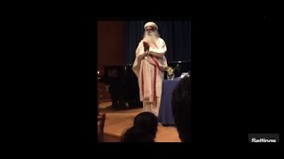 getlinkyoutube.com-sadhguru jaggi vasudev at the United Nations