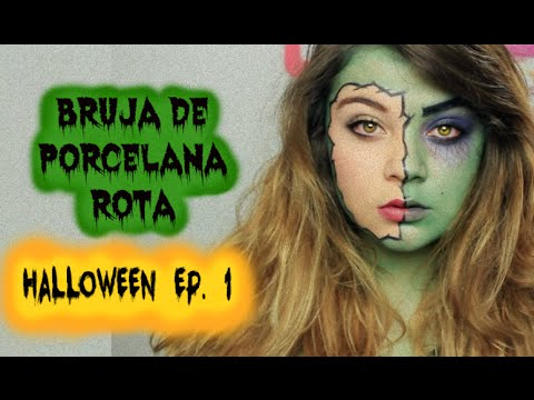 Bruja Rota (Inspirado en Bruja Muriel de Hansel y Gretel) - Halloween