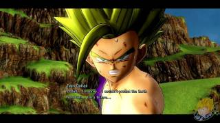 getlinkyoutube.com-Dragon Ball Z Ultimate Tenkaichi - Story Mode SSJ2 Teen Gohan Vs Perfect Cell (Part 34) 【HD】