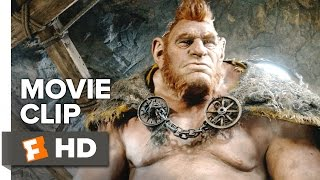 The BFG Movie CLIP - Fleshlumpeater (2016) - Jemaine Clement, Mark Rylance Movie HD