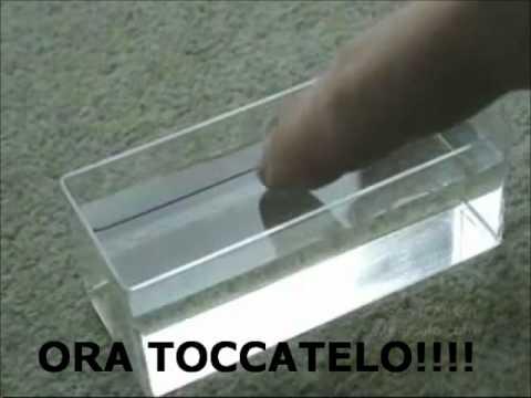 Come creare Ghiaccio caldo! In italiano!