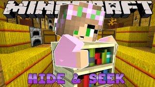 getlinkyoutube.com-Minecraft Little Kelly : Hide & Seek - BEST HIDER EVER?!