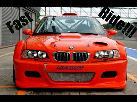 On-Board BMW M3  E46 Race