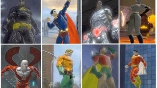 getlinkyoutube.com-DCUO Character Create - Over 60 DC Comics Characters Created. Check it out!