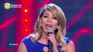 getlinkyoutube.com-Arab Idol – العروض المباشرة – كوثر، نادين، داليا – لون عيونك