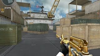 getlinkyoutube.com-CrossFire China 2.0 : M4A1-S Transformers Noble Gold [Quick Review] ✔ #60FPS