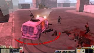 getlinkyoutube.com-Men of War assault squad dark sintera mod zombie hunt