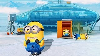 getlinkyoutube.com-Despicable Me 2: Minion Rush The Arctic Base Part 21
