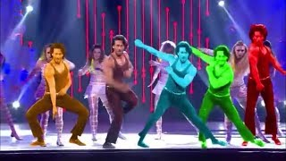 Best dance of Tiger Shroff