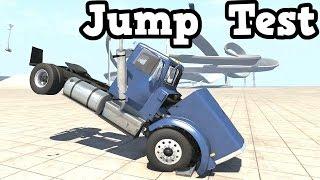 getlinkyoutube.com-BeamNG Drive - Jump Test