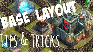 getlinkyoutube.com-Rival Kingdoms BASE LAYOUT Tips & Tricks