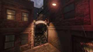 getlinkyoutube.com-Black Ops 3 'Shadows of Evil' Glitches: SOLO Invincibility Ledge Pile Up Glitch