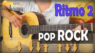 getlinkyoutube.com-BATIDA 2 POP ROCK - Aula de Violão Ritmo Fácil para INICIANTES