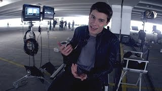 "Shawn Mendes - ""Stitches"" Official Video [Behind The Scenes]"
