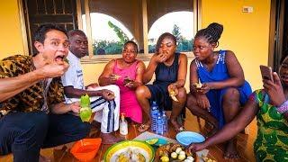 Unforgettable Meal - ASHANTI FOOD in Kumasi, Ghana | Ultimate West African Food Tour!