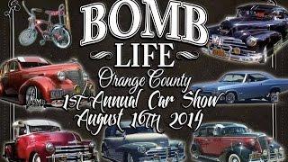 getlinkyoutube.com-Bomb Life First Annual Car Show Video