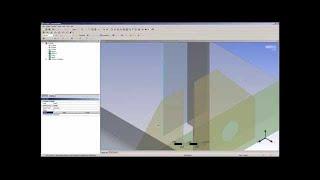 getlinkyoutube.com-ANSYS DesignModeler: Weld Feature