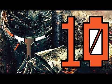 Video Attack Plays Dark Souls 2 (Part 10): Huntsman's Copse