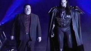 WWF The UnderTaker WM XV Ministry Theme