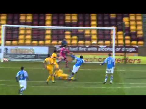 Top SPL Goals 2013