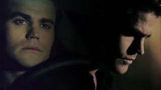 getlinkyoutube.com-Stefan [+Elena] I Stolen Hope [8x01]