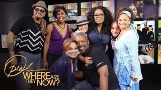 getlinkyoutube.com-The Cast of A Different World 20 Years Later | Where Are They Now? | Oprah Winfrey Network