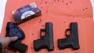 getlinkyoutube.com-Springfield XDs Vs. Glock 27