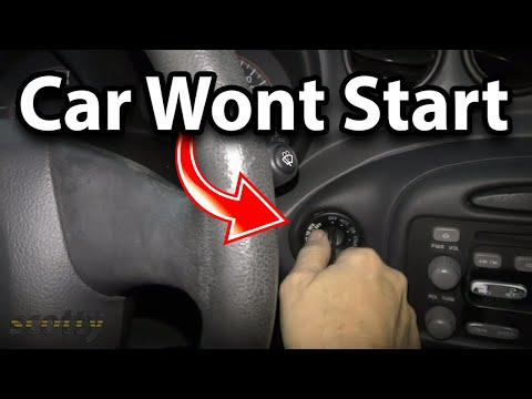 How to Fix Car that Cranks But Won't Start (Fuel Pump Assembly)