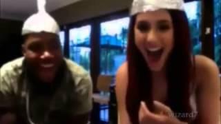 getlinkyoutube.com-Ariana grande - imita cantantes favoritos