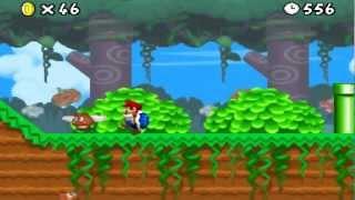 getlinkyoutube.com-[Trailer #10] New Super Mario Bros. 3 [Major Changes]
