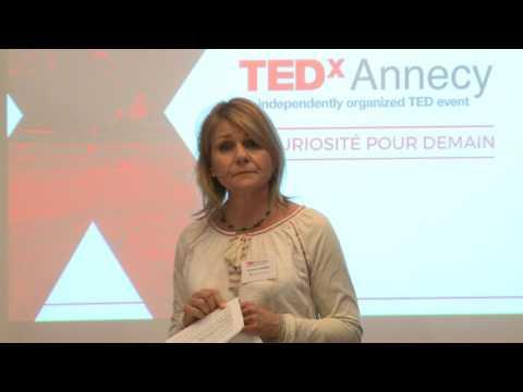 Porter un nouveau regard sur notre relation avec notre corps   Florence IGONENC   TEDxAnnecy