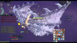 【ICARUS ONLINE】幻竜パラガス 捕獲初挑戦 15/10/30【英雄フェロー】