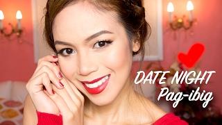 getlinkyoutube.com-DATE NIGHT PAG-IBIG (TAGLISH) - candyloveart