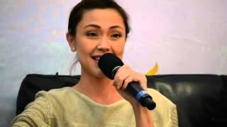 getlinkyoutube.com-One Kapamilya Go 2015 USA  Presscon - Jodie Santamaria & Ian Veneracion