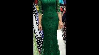 getlinkyoutube.com-شرح فصال فستان مناسبات جدا جميل ورائع/الجزء اﻻول