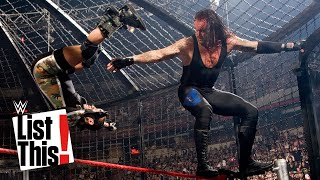 6 Superstars with the most eliminations in the Elimination Chamber Match: WWE List This!