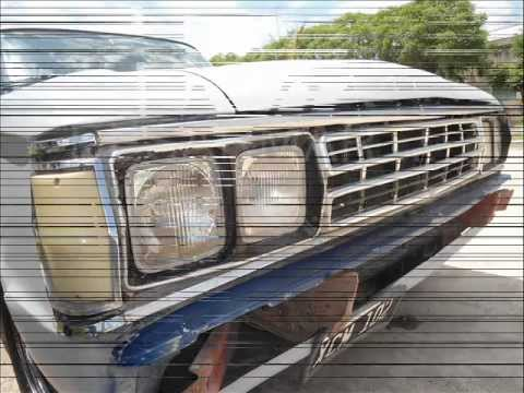 Restauracion Ford Falcon Sprint indio primera Parte.wmv