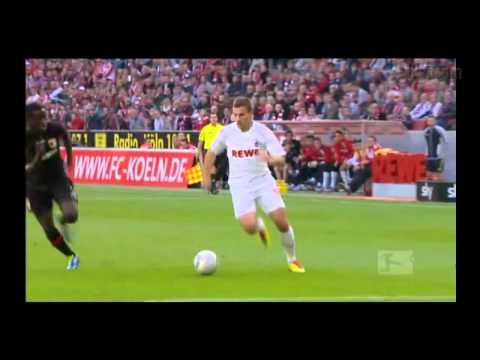 Lukas Podolski Welcome to Arsenal Goals 2011/2012