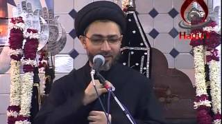 getlinkyoutube.com-Moulana Shahenshah Hussain Naqvi 8th Majlis 1436 Hijri
