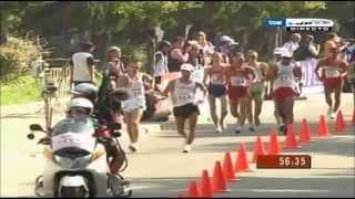 getlinkyoutube.com-Campeonato del mundo Osaka 2007, 20km marcha